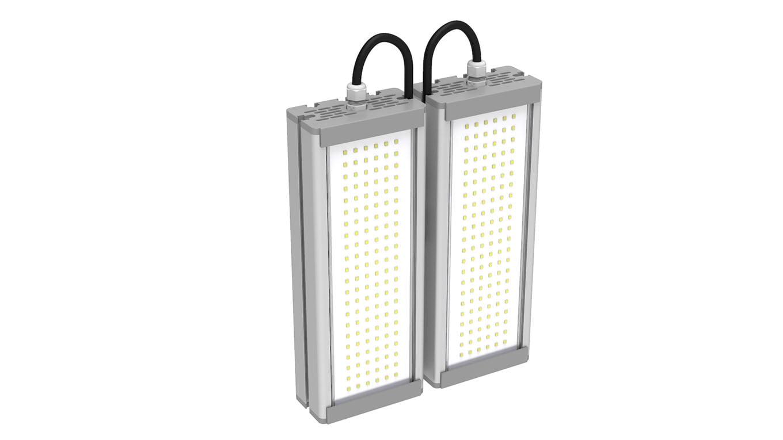 Промышленный светильник Модуль SVT-STR-M-48Вт-DUO (с защитой от 380)