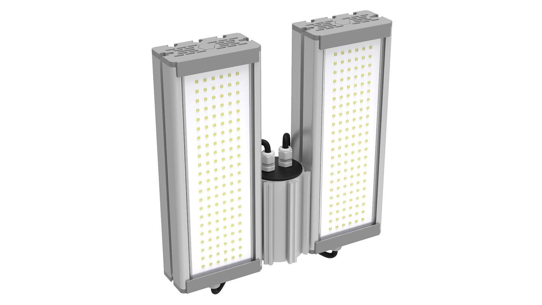 Промышленный светильник Модуль SVT-STR-M-48Вт-DUO-C