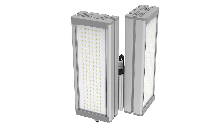 Промышленный светильник Модуль SVT-STR-M-48Вт-DUO90-C (с защитой от 380)