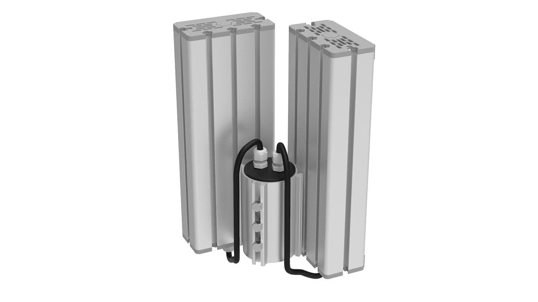 Промышленный светильник Модуль SVT-STR-M-48Вт-DUO90-C
