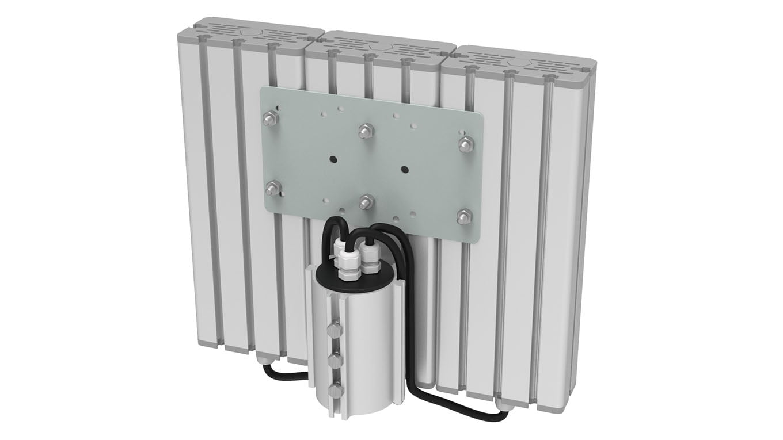 Промышленный светильник Модуль SVT-STR-M-48Вт-TRIO-C