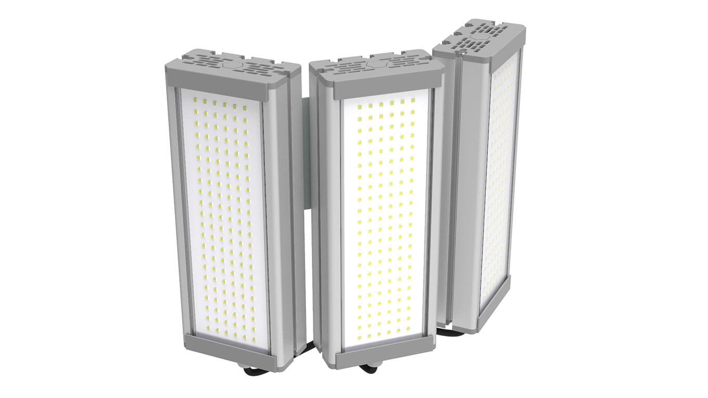 Промышленный светильник Модуль SVT-STR-M-48Вт-TRIO90-C (с защитой от 380)