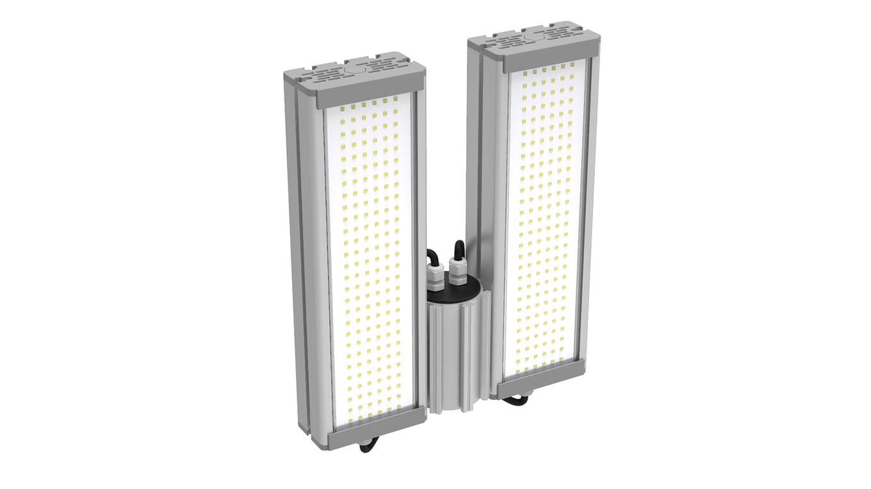 Промышленный светильник Модуль SVT-STR-M-61Вт-DUO-C (с защитой от 380)