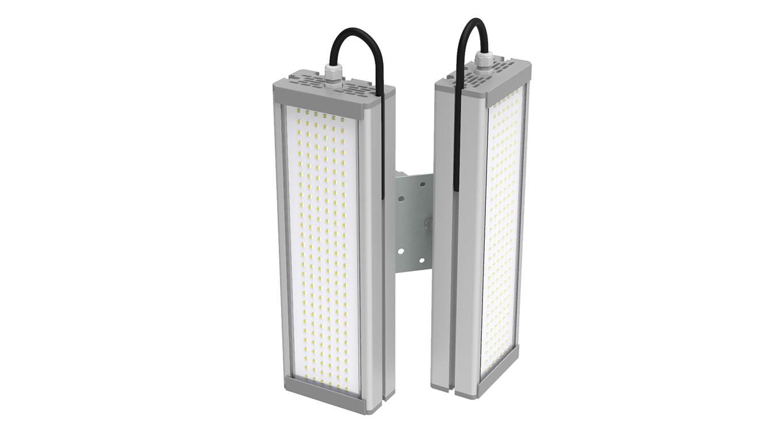 Промышленный светильник Модуль SVT-STR-M-61Вт-DUO90