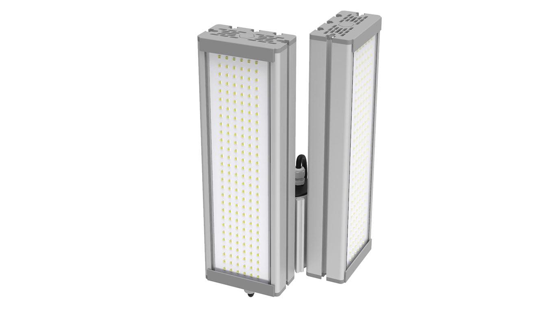 Промышленный светильник Модуль SVT-STR-M-61Вт-DUO90-C (с защитой от 380)