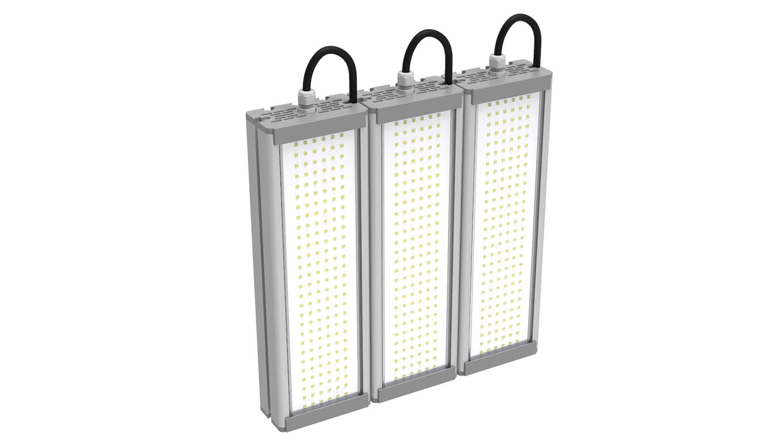 Промышленный светильник Модуль SVT-STR-M-61Вт-TRIO