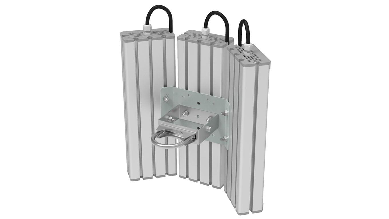 Промышленный светильник Модуль SVT-STR-M-61Вт-TRIO90 (с защитой от 380)