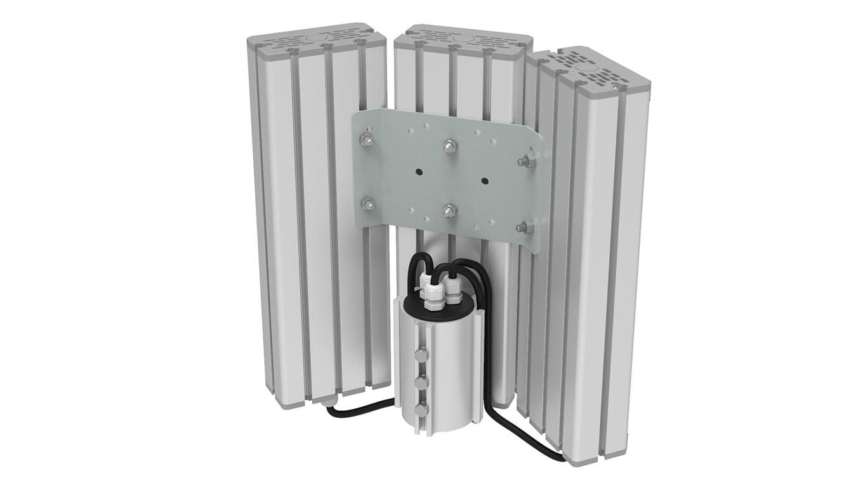Промышленный светильник Модуль SVT-STR-M-61Вт-TRIO90-C (с защитой от 380)