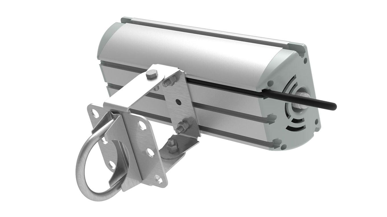 Промышленный светильник Модуль PRO SVT-STR-MPRO-Max-42Вт-45x140