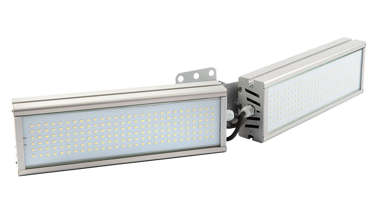 Промышленный светильник Модуль SVT-STR-MV-122Вт (с защитой от 380)