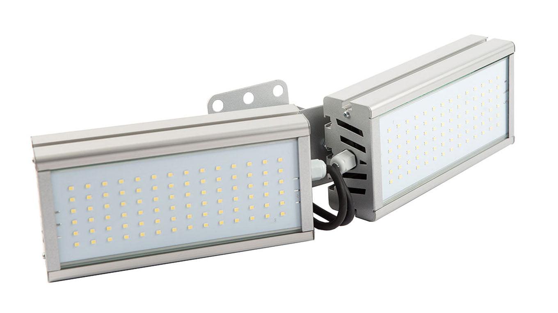 Промышленный светильник Модуль SVT-STR-MV-64Вт (с защитой от 380)