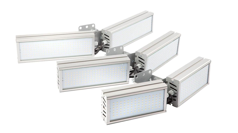 Промышленный светильник Модуль SVT-STR-MV-96Вт (с защитой от 380)