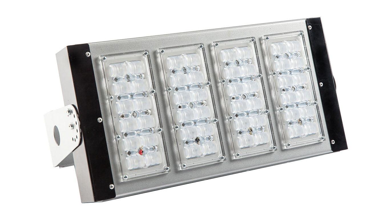 Прожектор светодиодный спортивный SVT-STR-PSL-106Вт-12 (Sport CRI90 5700K CREE)