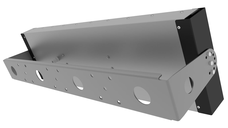 Прожектор светодиодный SVT-STR-PSL-211Вт-30x120