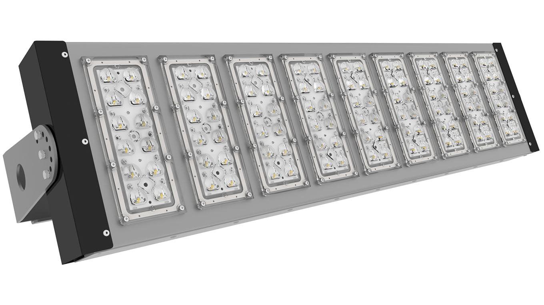 Прожектор светодиодный спортивный SVT-STR-PSL-235Вт-12 (Sport CRI90 5700K CREE)