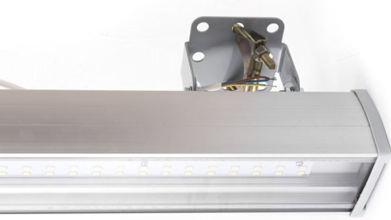 Низковольтный линейный светодиодный светильник SVT-P-UL-32Вт-LV-36V DC