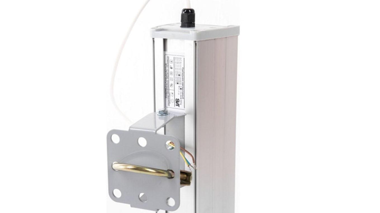 Низковольтный линейный светодиодный светильник SVT-P-UL-32Вт-LV-12V AC