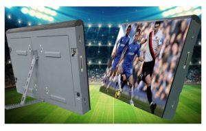 Светодиодные экраны для спортивных помещений