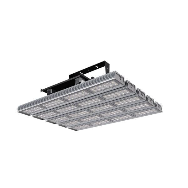 Накладной светодиодный светильник для спортивных объектов LC 500-SKY SPORT Г90 500Вт 5700К