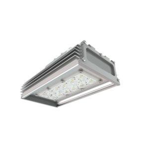 Консольный уличный светодиодный светильник LC 50-SKY Ш145 50Вт 5000К