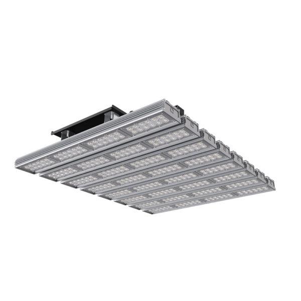 Накладной светодиодный светильник для спортивных объектов LC 800-SKY SPORT Г90 800Вт 5700К