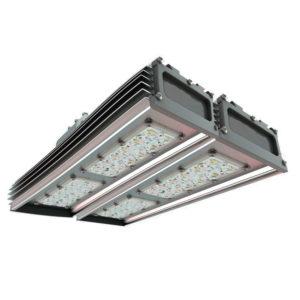 Консольный уличный светодиодный светильник LC 300-SKY Ш145 300Вт 5000К