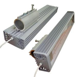 Светильник светодиодный уличный консольный Atlant К-180 Optic CREE 180Вт