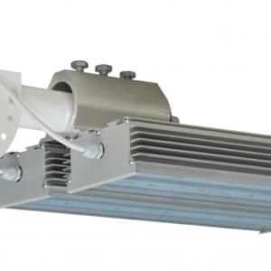 Уличный светодиодный светильник PLO 05-010-5-150 Вт (2х80) Консольный