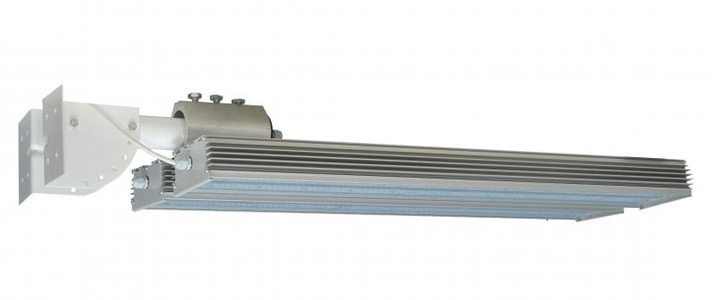 Уличный светодиодный светильник PLO 05-010-5-300 Вт (2х150) Консольный