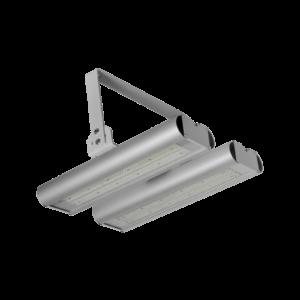 Уличный светодиодный светильник PLO 05-009-5-200 Вт (2х100) Лира