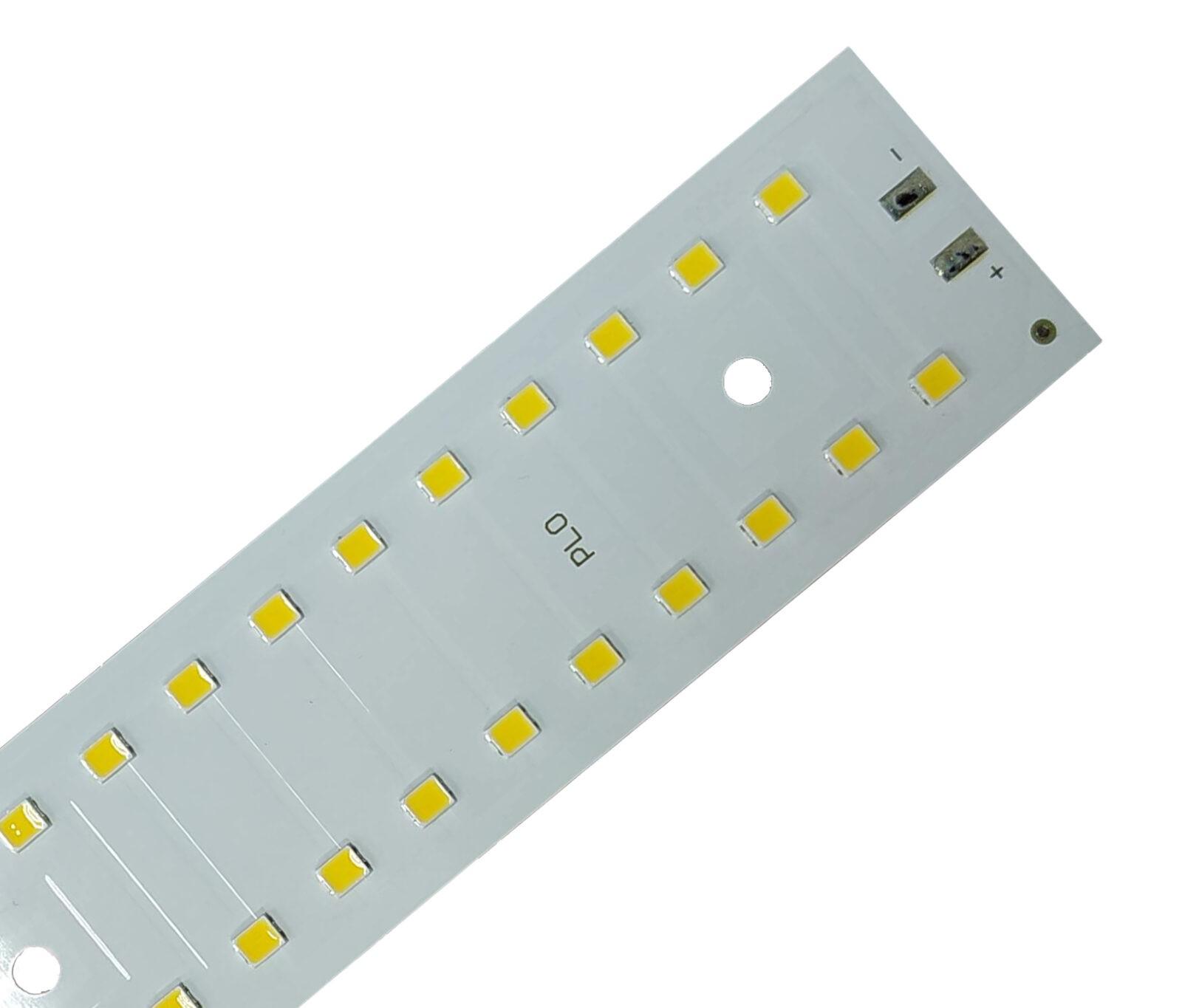 Светодиодный модуль PLO 50 Вт 140 Лм/вт 395х30 мм