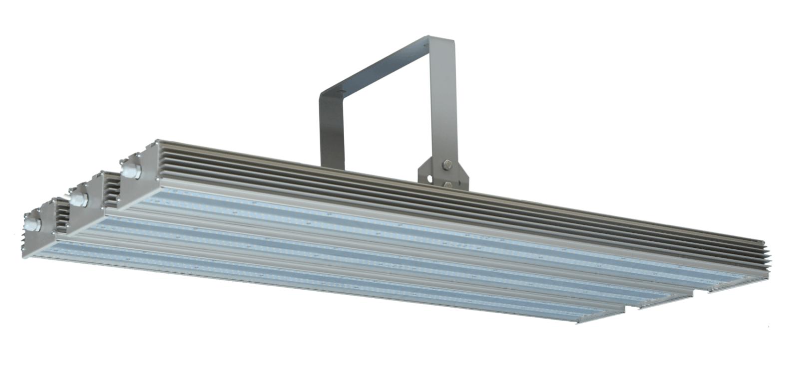 Уличный светодиодный светильник PLO 05-010-5-600 Вт (3х200) Лира