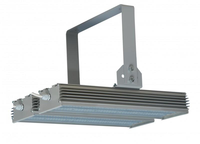 Уличный светодиодный светильник PLO 05-010-5-200 Вт (2х100) Лира
