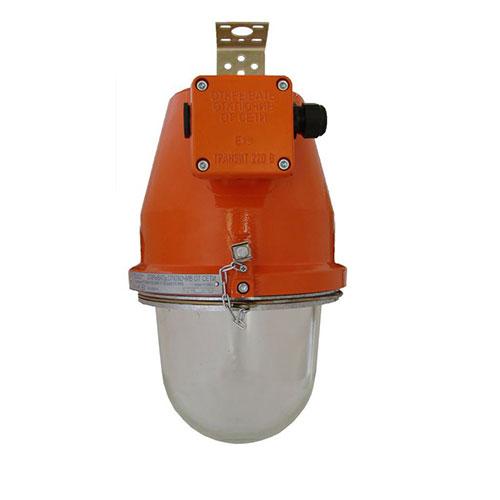 Светильник взрывозащищенный НСП43МТ-Ф-1х42 (GX24g-4) Э (старое название НСП43М-Ф-1х42 (GX24g-4) Э) 42Вт