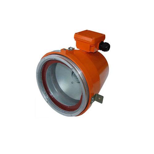 Взрывозащищенный Светофор НСП43М-11-75 желтый УХЛ1 75Вт
