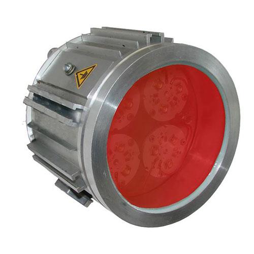 Светильник взрывозащищенный Эмлайт ССД красный 15Вт