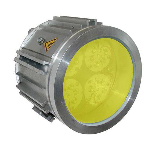 Светильник взрывозащищенный Эмлайт ССД желтый 15Вт