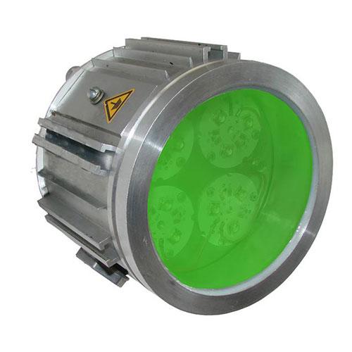 Светильник взрывозащищенный Эмлайт ССД зеленый 15Вт