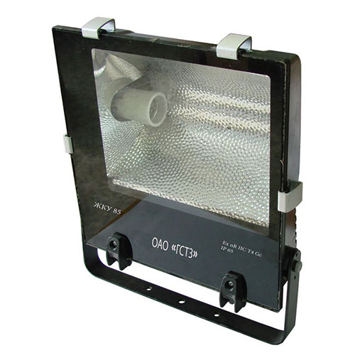 Прожектор взрывозащищенный ЖО85 Ex-250 250Вт