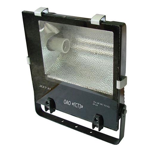 Прожектор взрывозащищенный ЖО85 Ex-400-А 400Вт