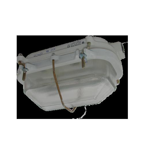 Светильник железнодорожный ЛУЧ М-01 с решеткой 60Вт