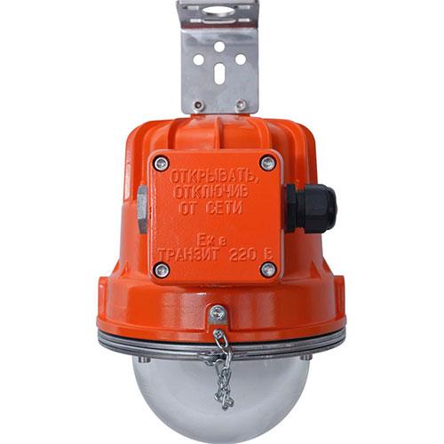 Светильник взрывозащищенный НСП47Т-01-75 УХЛ1 (старое название НСП47-01-75 УХЛ1) 75Вт