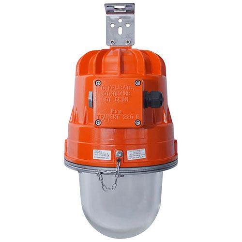 Светильник взрывозащищенный НСП43МТ-Ф-1х26 (GX24g-3) Э (старое название НСП43М-Ф-1х26 (GX24g-3) Э) 26Вт