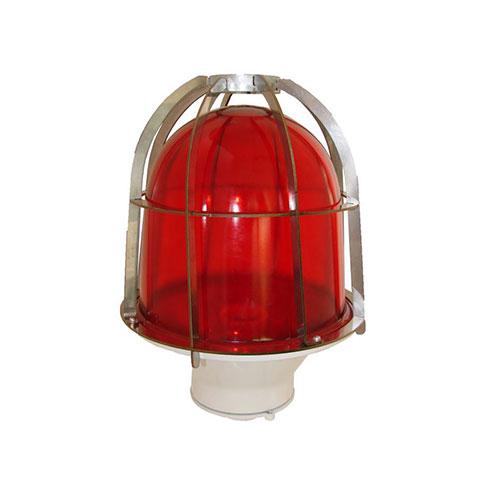 Светосигнальный светильник ЗОМ с решеткой