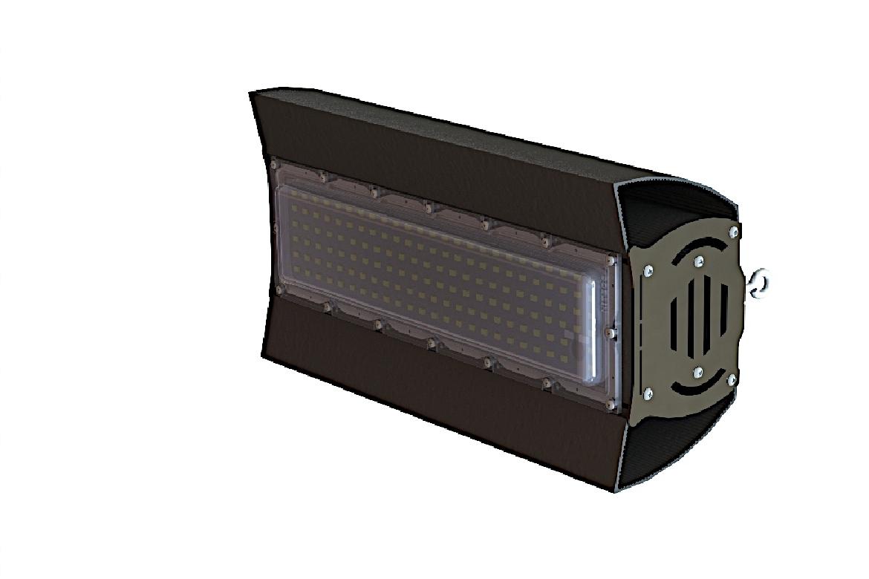 Светодиодные промышленные светильники Магистраль PROM 80Вт