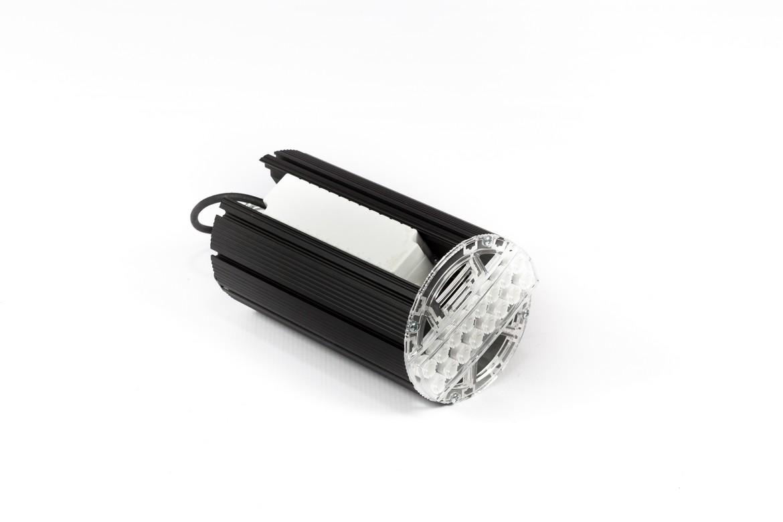 Светильник производственный X-RAY 50 Л с линзами вторичной оптики