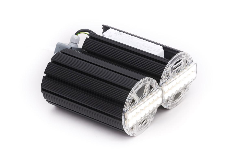 Подвесной промышленный светодиодный светильник  X-RAY NICHIA 100Вт