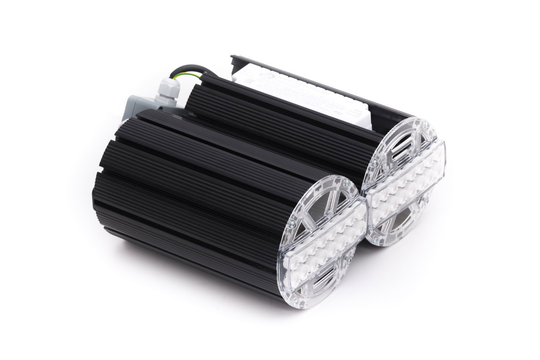 Промышленный светильник X-RAY 100 Л с линзами