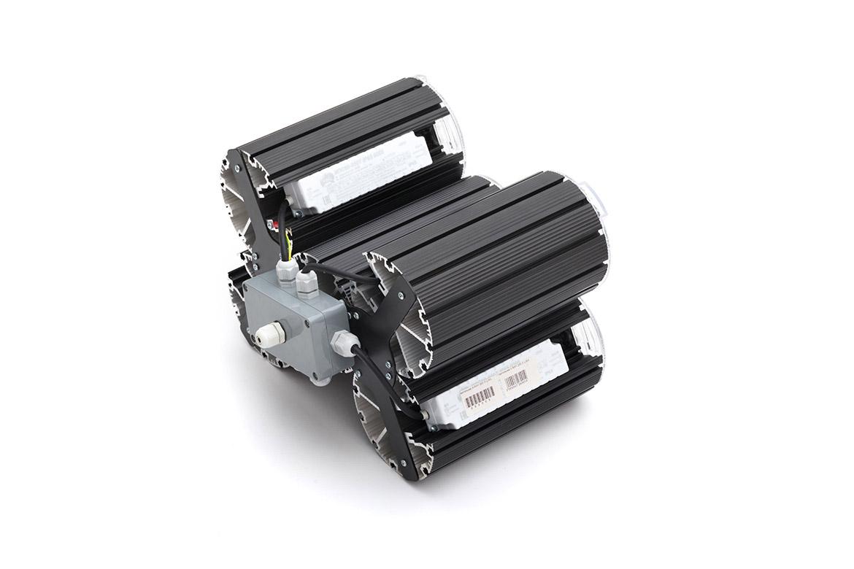 Промышленный светодиодный светильник X-RAY 250Вт