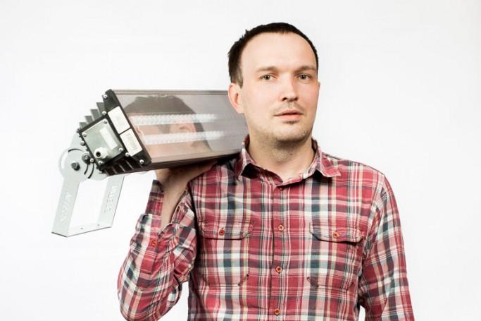 Светодиодный светильник взрывозащищенного исполнения NT-LIRA Л Ex 80Вт